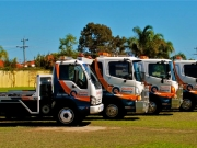 QUALITY TOWING TRUCKS ON DISPLAY PERTH WESTERN AUSTRALIA