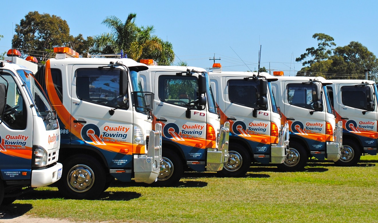 Towing & Tilt Tray Services Perth